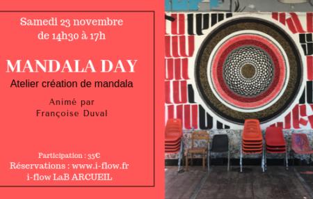 Samedi 23 novembre de 14h30 à 17h participation 35€