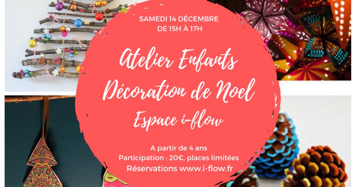 Samedi 14 décembre de 15h à 17h participation 20€