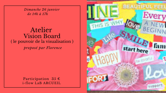Atelier « Vision board »
