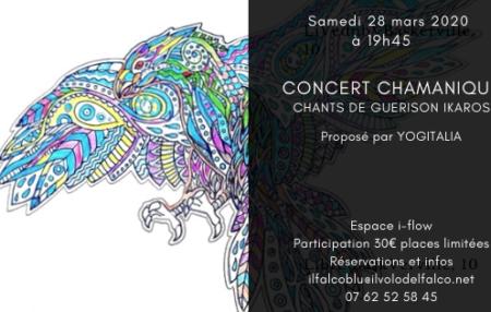 Samedi 28 mars de 19h45 à 22h participation 35€