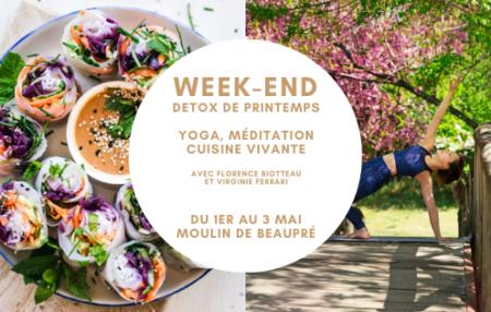 Week-end du 1er au 3 mai 2020 Participation : 230€ (hors hébergement)