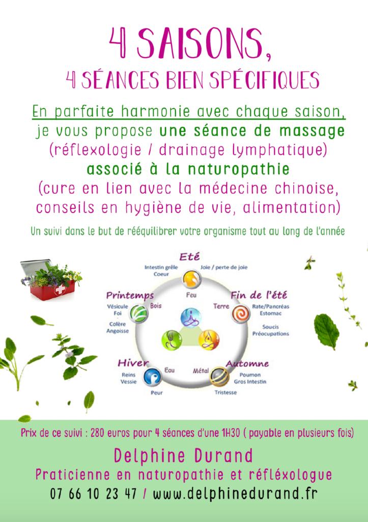 programme 4 saisons naturopathie